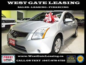 2010 Nissan Sentra | CERTIFIED | NO ACCIDENTS |