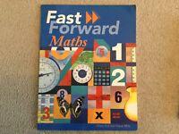 Fast Forward Maths Book by Hilary Koll & Steve Mills NEW