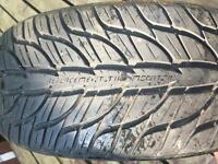 Brand new never used tire, never on rim!