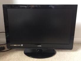 """LOGIK 23.6"""" ready 1080p LCD TV"""
