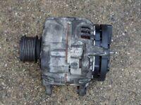 Audi TT 1.8T alternator. 120 Amp.