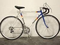 Stunning Vintage Men's & Ladies Racing Road Bikes from PEUGEOT & RALEIGH - Restored 80s 90s Classics