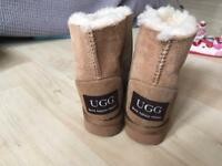 UGG boots (child size 7)