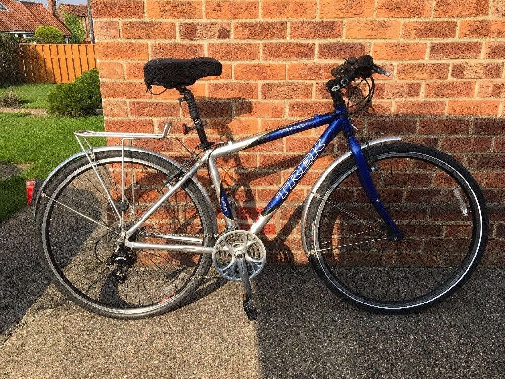 Gents Trek 7300 bicycle for sale in good condition.