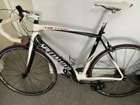 Specialized Tarmac Comp Full Carbon Shimano 105 Group set XL 58CM