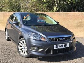 Ford Focus 1.6 TDCi Zetec S, £30 Tax, Great MPG !!, Finance As Low As £118.22 A Month