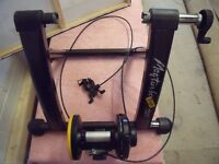 Static cycle trainer