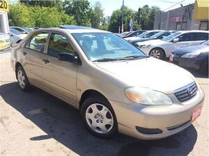 2005 Toyota Corolla CE /AIR / PWR ROOF / PDL / CLEAN