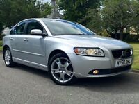 2008 Volvo S40 SE d 1.6 Diesel 1 previous owner. PRICED TO SELL, not focus, golf