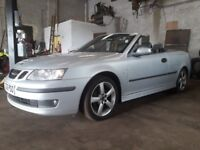 SAAB 93 CONVERTIBLE 2.0T VECTOR SPARES REPAIRS NEEDS A TURBO