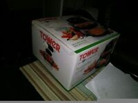 Tower halogen oven still sealed price reduced