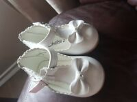 New baby shoes