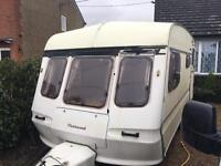 Fleetwood 2 berth caravan