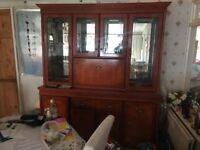 Sideboard/Display Cabinet