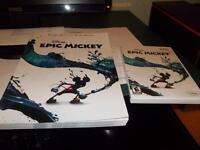 Jeux et game guide Disney Epic Mickey