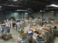 Wholesale Warehouse Clearance Event