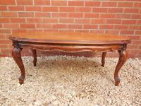 Edwards of Monmouth Oak Coffee Table