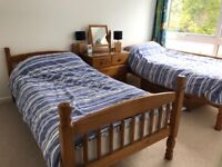 Pine single beds - buy both or just one