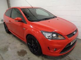 FORD FOCUS ST3 , 2009 REG , ONLY 36000 MILES + FULL HISTORY , YEARS MOT, FINANCE AVAILABLE, WARRANTY