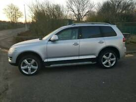 VW Touareg 3.0se diesel 4x 4 price reduced