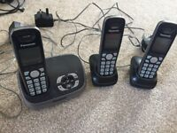 Working Panasonic phones