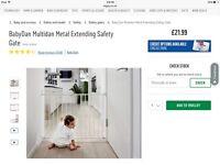 Babydan multidan safety gate