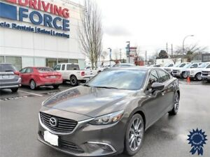 2017 Mazda Mazda6 GT 5 Passenger Front Wheel Drive, 2.5L Gas