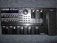 Boss GT-8 Multi Effects