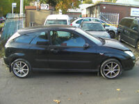 MK1 FORD FOCUS ZTEC 1.6 SE IN PANTHER BLACK BREAKING WHEEL BOLT ALL PARTS AVAILABLE