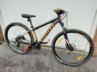 "Scott Aspect 29er MTB Mountain Bike - 16"" Small Frame - Disc Brakes"