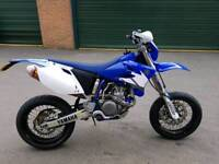 Yamaha WR 450f Supermoto / Enduro/ motocross /not a YZ