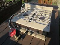Vanessa Flavel Calor gas hob and grill
