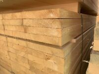 German whitewood scaffold boards 3.9m untreated