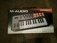M-Audio Oxygen 25 Midi
