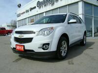 2012 Chevrolet EQUINOX SE