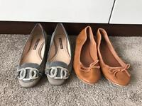 10 pairs Size 7 shoes (individual or as a bundle) hornchurch collection