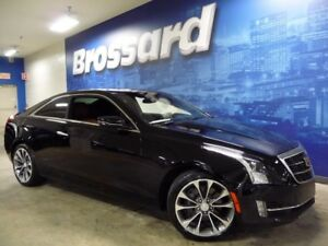 2016 CADILLAC ATS COUPE AWD TURBO PERFORMANCE COUPE AWD PERFORMA