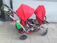 Colcraft double buggy