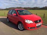 LOVELY 2007 Volkswagen Polo 1.4 TDI S 5dr, DIESEL 79000 miles, NEW MOT