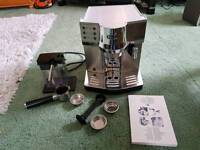 Coffee machine Delonghi ec850