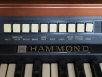 Hammond Organ 146K composer series with built in leslie speaker