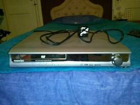 Toshiba dvd surround system