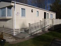 ABI VISTA 2011 6 BERTH HOLIDAY HOME FOR SALE, SITED NR RINGWOOD/ FERNDOWN. EXCELLENT CONDITION.