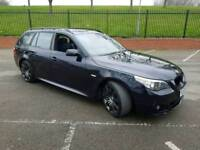 2006 BMW 530d M Sport Touring Automatic 83,000 miles full service history fully loaded