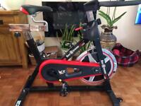 Spin / Exercise Rev Xtreme Cycle S100 training bike