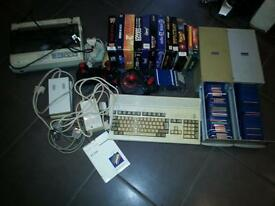 commodore amiga a1200 big bundle loads of extras