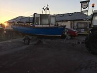 WANTED Plymouth pilot boat hull only 16-18f project