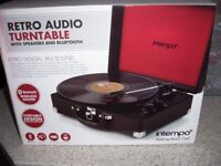 INTEMPO turntable