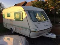 Caravan for sale 2 Berth 1 owner must see CHEAP (ideal for camper van