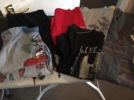 Boys clothing bundle 5-6yrs